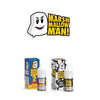 Marshmallow Man By Donuts E-Liquid - 3x10ml (30ml)