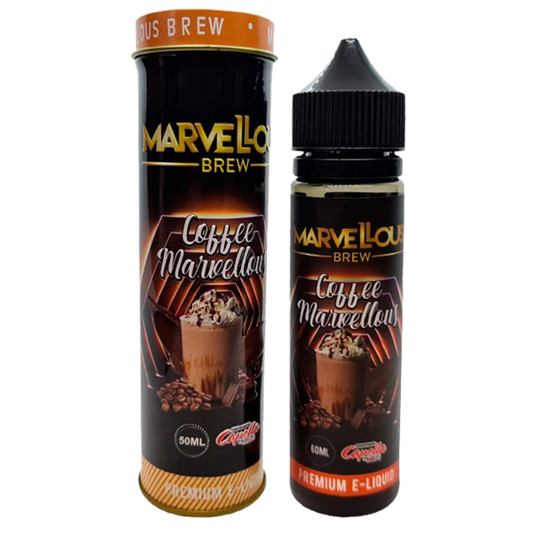 Marvellous Brew Coffee Marvellous 0mg 50ml Short Fill E-Liquid