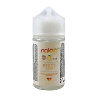 Naked 100 Cream Berry Lush 50ml Short Fill E-liquid 0mg