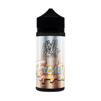 No Frills Frosty Squeeze Honeydew Raspberry 80ml Short Fill