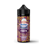 Blackberry Lemonade by Nanna's Secret Fruits 100ml Short Fill