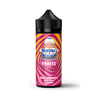 Pink Lemonade by Nanna's Secret Fruits 100ml Short Fill