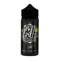 Cake E-liquid by No Frills 80ml Short Fill