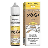 Pineapple Ice by Yogi Farms 50ml Short Fill