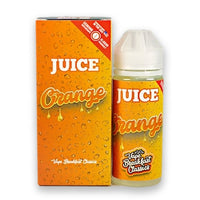 Vape Breakfast Classics Orange Juice 0mg 100ml Short Fill E-Liquid