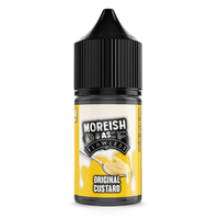 Moreish as Flawless Original Custard 25ml Short Fill E-liquid