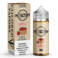 Apple - Pie Factory By Tailored Vapors 0mg E-Liquid - 100ml