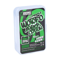 Wotofo Xfiber Cotton 60mm 10psc