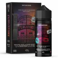 Prohibition Vape Purgatory 0mg 100ml Short Fill E-Liquid