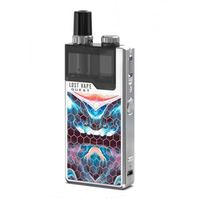 Q-Pro Vape Kit by Lost Vape | Stainless Steel Fantasy