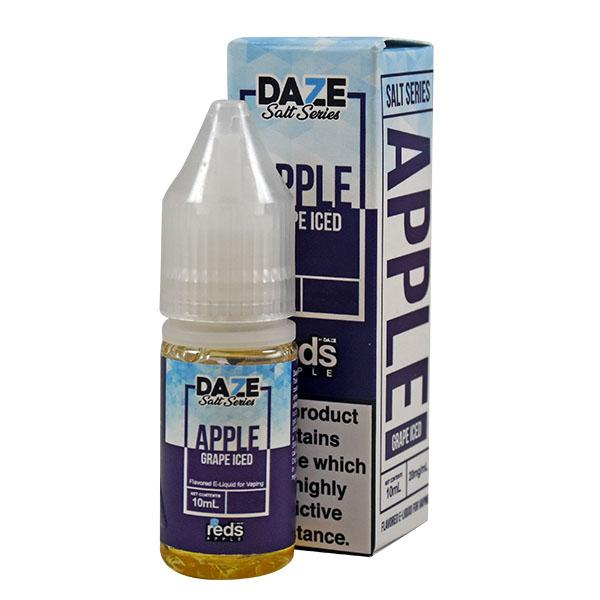 Reds Apple Apple Grape Iced 10ml Nic Salt