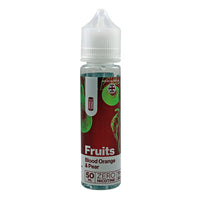 Red Liquids Blood Orange & Pear E-Liquid 50ml Short Fill