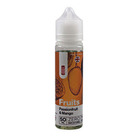 Red Liquids Passion Fruit & Mango E-Liquid 50ml Short Fill