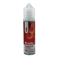 Red Liquids Raspberry & Lycherry E-Liquid 50ml Short Fill