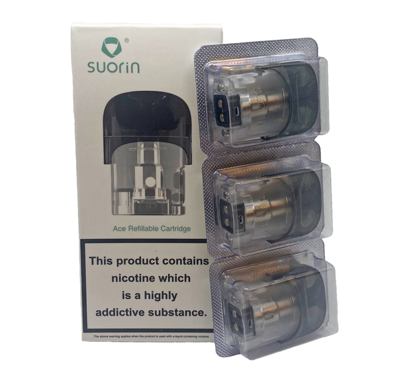 Suorin Ace Replacement Pod
