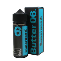 Supergood Butter 06 [Blueberry Candyfloss Cookie Cream] 100ml Short Fill