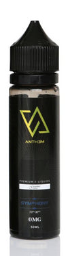 Symphony E-Liquid by Anthem 50ml Short Fill
