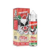 Twistos by The Fog Clown 50ml Short Fill