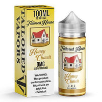 Honey Crunch By Tailored House 0mg E-Liquid 100ml