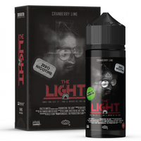 Prohibition Vape The Light 0mg 100ml Short Fill E-Liquid