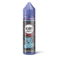 The Icy Heist E-Liquid by UK Vape Squad  - Short Fills UK