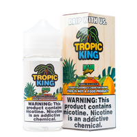 Maui Mango E-Liquid by Tropic King 100ml Short Fill