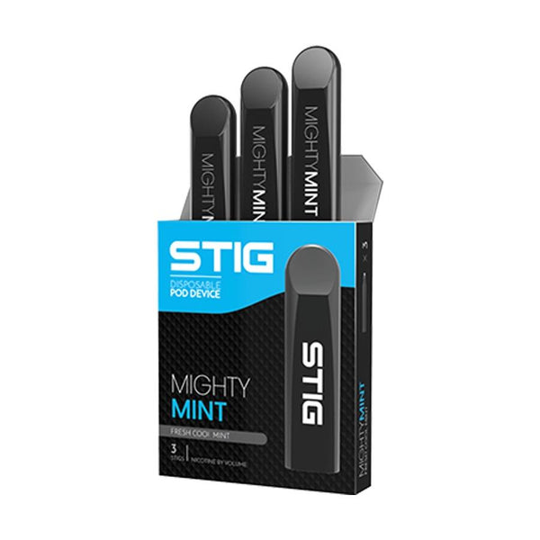VGod Stig Disposable Pod Device - Mighty Mint