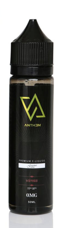 Verse E-Liquid by Anthem Short Fill | Vapor Shop Direct