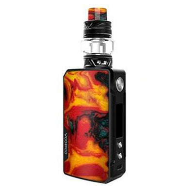 Voopoo Drag 2 Vape Kit Fire Cloud - Vapor Shop Direct