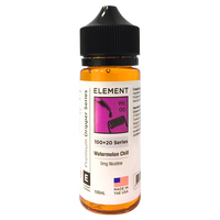 Watermelon Chill E-Liquid by Element 100ml Short Fill