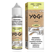 White Grape Ice by Yogi Farms 50ml Short Fill