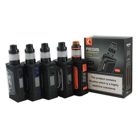 Aegis Legend 200W Vape Kit By Geekvape - Kit