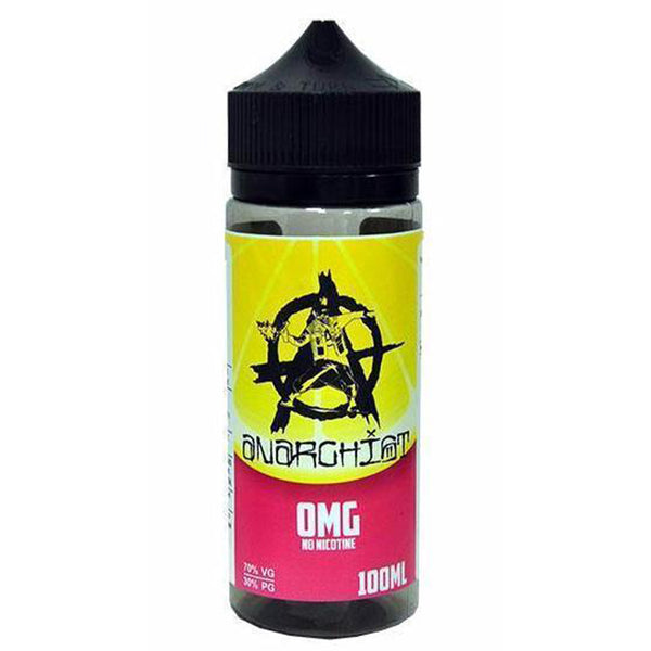 Anarchist Pink 100ml Short Fill - 0mg - Short Fills