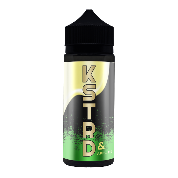 KSTRD Appl Pie E-liquid 100ml Short Fill