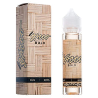 Bacco Bold By Burst 0mg Short Fill - 50ml