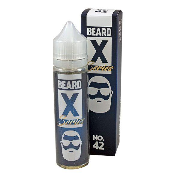 Beard Vapes NO.42 E-Liquid 50ml Short Fill