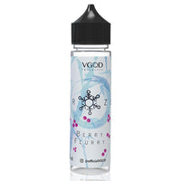 VGOD Tricklyfe Frozen: Berry Flurry 0mg 50ml Short Fill E-Liquid