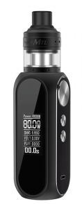 Obs Cube Mtl Vape Kit | Black
