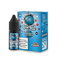 Blueberry Raspberry by Slushie Gumball Salts 10ml 20mg