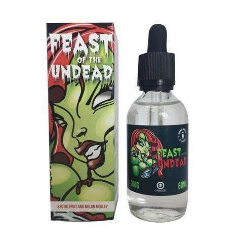Bomb Sauce Feast of the Undead 50ml Short Fill - 0mg - Short Fills