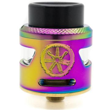 Asmodus Bunker Squonk RDA Rainbow - Vapor Shop Direct