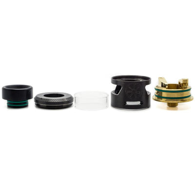 Asmodus Bunker Squonk RDA 7 Colours - Vapor Shop Direct