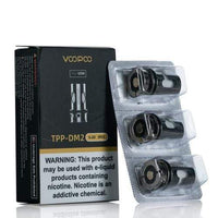 Voopoo TPP Replacement Coils - Vape Replacement Coils UK