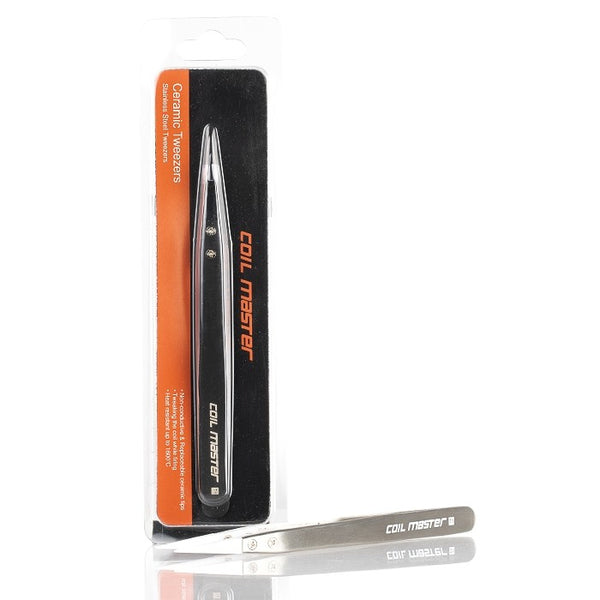 Ceramic Tweezers by Coil Master