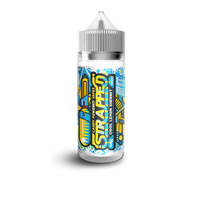 Cool Lemon Sherbet on Ice E-liquid by Strapped  Short Fill