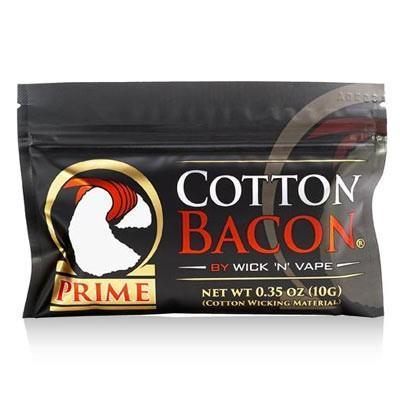 Cotton Bacon Prime By Wick N Vape - Accessories
