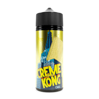 Retro Joes Creme Kong Lemon 0mg 100ml Short Fill E-Liquid