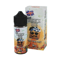 Deluxe French Dude By Vape Breakfast Classics Short Fill - 100ml - Short Fills