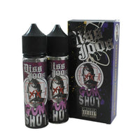 Diss Joos Gum Shot E-liquid by Flawless X Creamy Clouds 2 X 50ml Short Fill - Short Fills