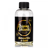 Dripping Desserts Blackcurrant Jam & Custard 0mg 200ml Short Fill E-Liquid